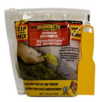 QUIKRETE® FastSet™ Repair Mortar (Zip & Mix) – Target